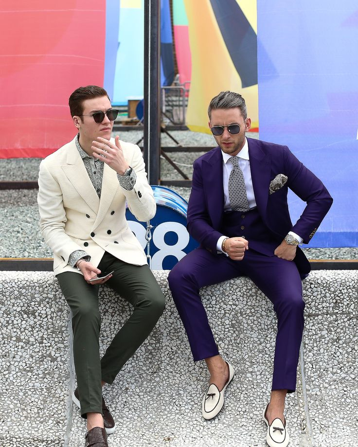 All the best Streetstyle from Pitti Uomo 90 in Florence Part 1 by Lee Oliveira