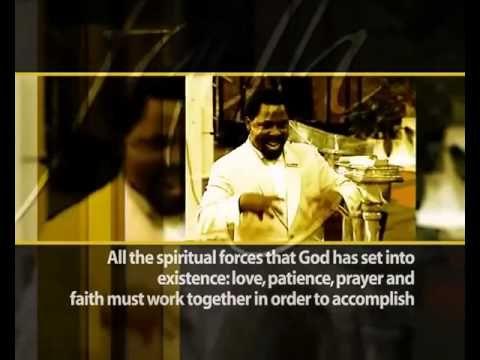 Faith is not an Isolated Spiritual Force - TB Joshua