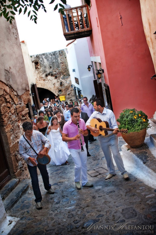 Wedding in Monemvasia, Greece  #Iridaresort www.iridaresort.gr