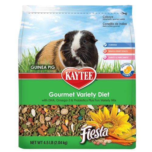 Kaytee Fiesta Food for Guinea Pig, 4-... $6.63 #Kaytee