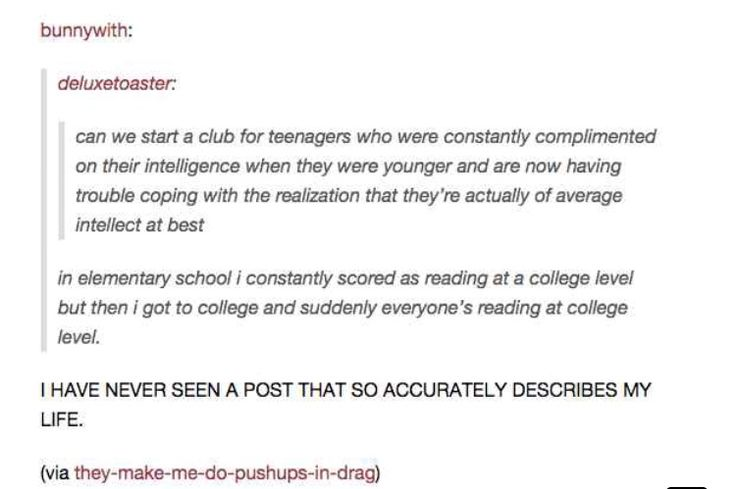 I HAVE NEVER EVER RELATED TO ANYTHING SO MUCH IN ALL OF MY LIFE OH MY GOD THERE ARE OTHERS LIKE ME