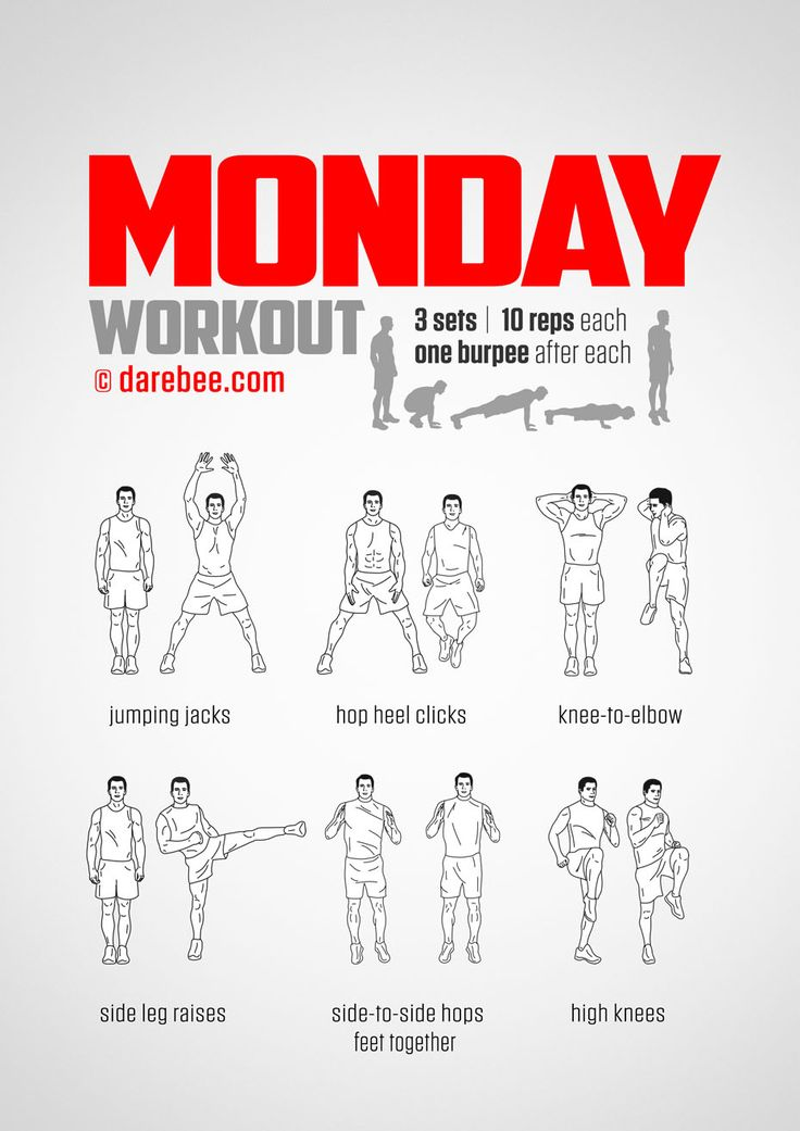 The Monday Workout