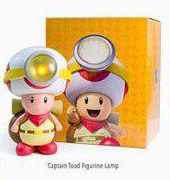 Captain Toad lamp - Club Nintendo Europe