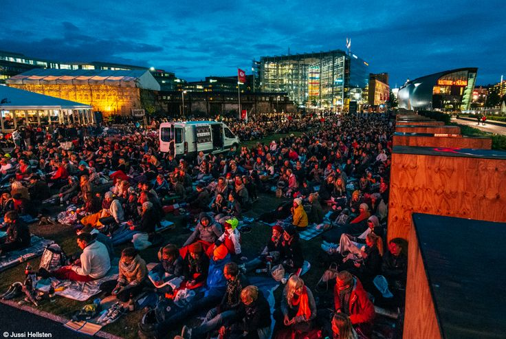 Das Helsinki Festival findet vom 14.-30. August 2015 statt  @ Jussi Hellsten - http://www.nordicmarketing.de/helsinki-festival-2015/