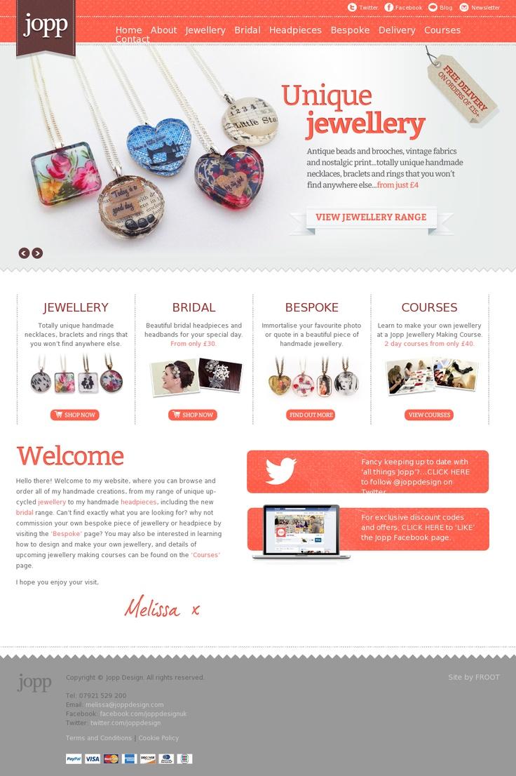 Texture In Websites