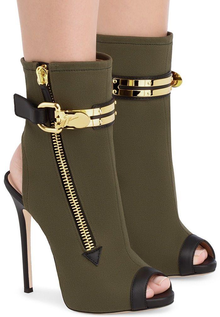 Giuseppe Zanotti 'Roxie' Ankle Boots