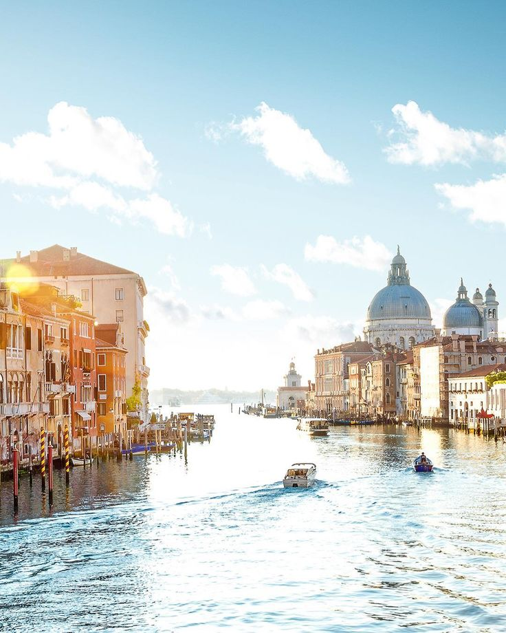And sigh A trip to Venice isnt complete without a cruise down the iconic palace-lined Grand Canal  tours of which are easily bookable on TripAdvisor. (Prego!)