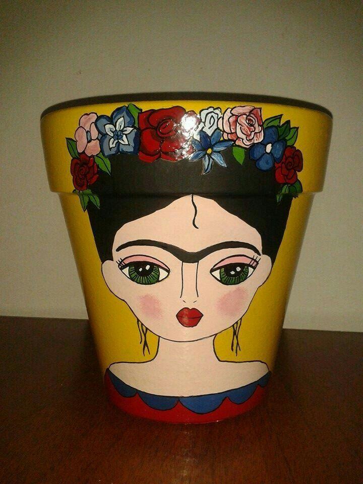 Decor Paint Pots