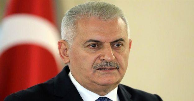 Başbakan, El Bab saldırısına ilişkin Bakan Yılmaz ve Org. Akar'dan bilgi aldı
