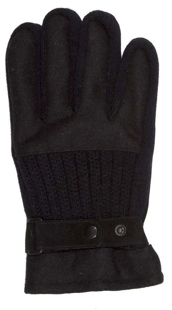 Guanti Uomo scamosciati simil pelle gloves mens simil leather suede winter gants