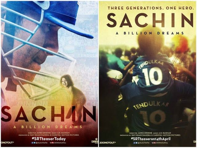 Sachin Tendulkar's Movie Teaser Has Been Released And It looks Promising.