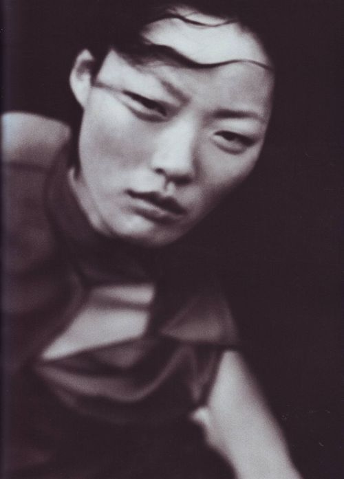 Kae Lee Iwakawa by Peter Lindbergh for Vogue Italia May 1999, A Windy SummerFace People, Italian Vogue, Summer Day, Peter O'Tool, Peter Lindbergh, Windy Summer, Inspiration Projects, 1999, Lindbergh 피터