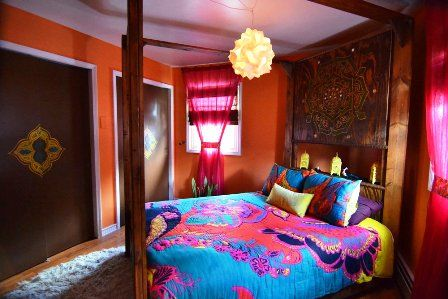 jewal tone middle EAST bedroom ideas   jewel toned colors to carry a new style in the bedroom the jewel tones ...