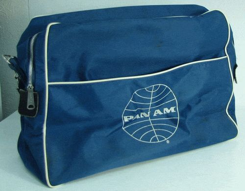 755de44eda pan american airways flight travel luggage