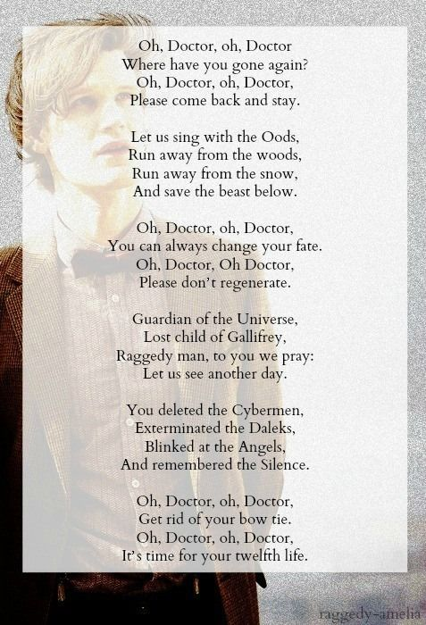 A poem dedicated to the eleventh's departure... Join us on Google + for more…