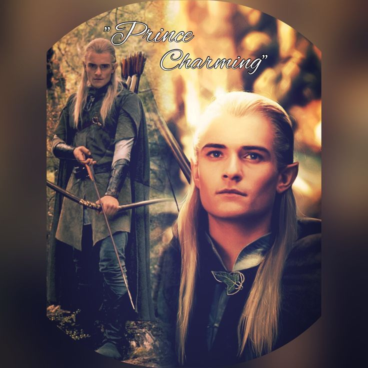 Legolas by fanvigent-at-221b