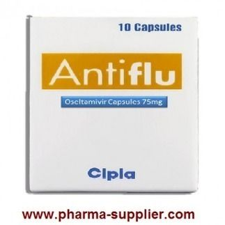 Antiflu (Oseltamivir 75mg Capsules) | pharma supplier | Scoop.it