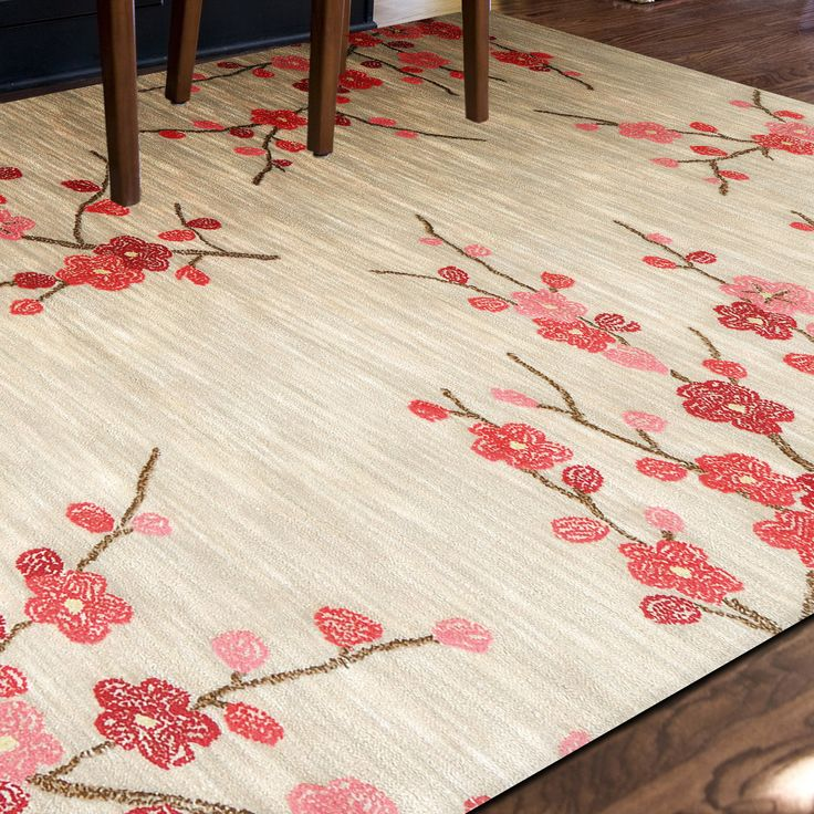 Cherry Blossom Rug Laylagrayce Customerfave Rug