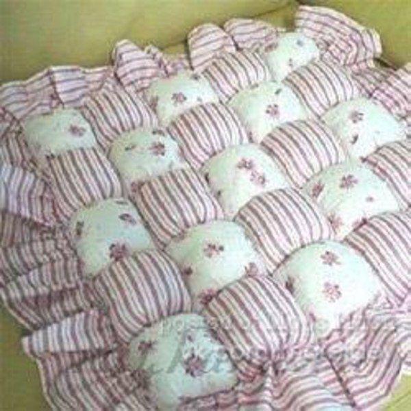 Интересная идея. Объемные подушки