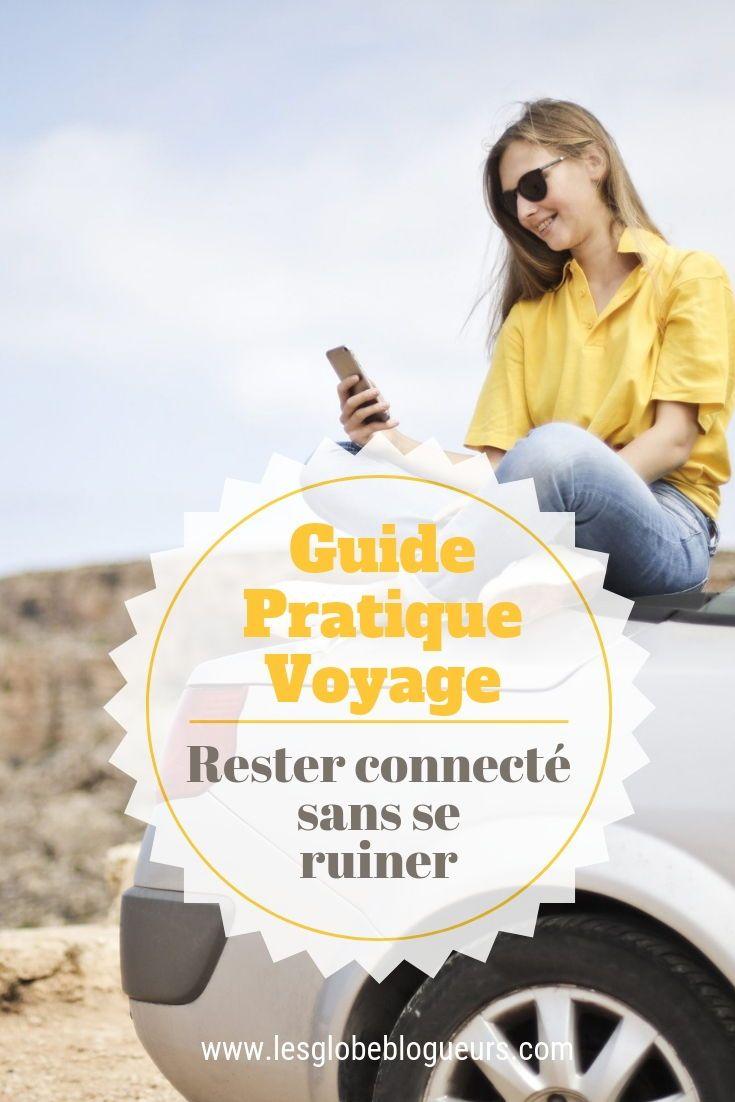 Quel Forfait Mobile Pour Un Voyage A L Etranger Internet En Itinerance Voyage Voyages A L Etranger Forfait Mobile