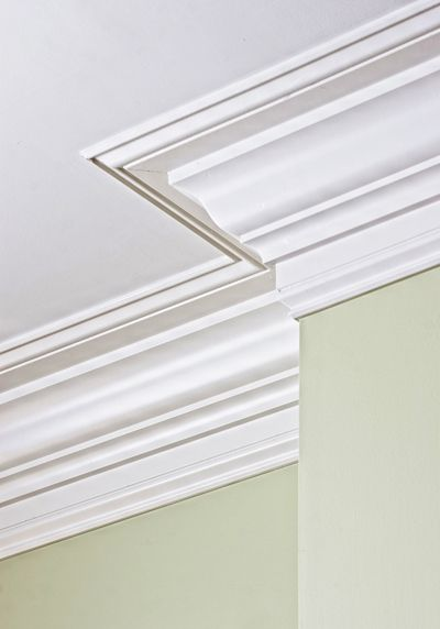 DO IT YOURSELF CROWN MOLDING!