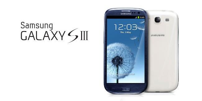 Κερδίστε το Samsung Galaxy SIII 16GB Blue + Χάρτες Ginius Driver-Don't Panic
