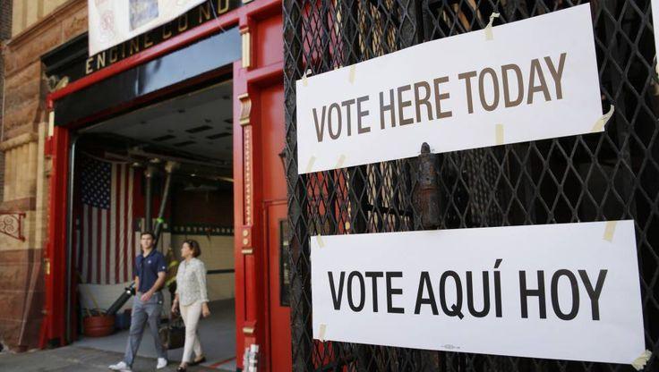 Elecciones Estados Unidos 2016:  EN VIVO | Comienza el recuento en la batalla final de las primarias entre Clinton y Sanders | Estados Unidos | EL PAÍS