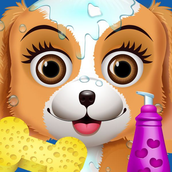Download IPA / APK of Puppy Spa  Kids Animal Makeover Games for Free - http://ipapkfree.download/11370/