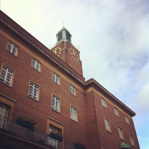 Norwich City Hall Clock Tower