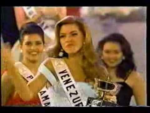 Miss Universe 1996 - Alicia Machado (VENEZUELA)