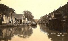 Pintu Kecil, Jakarta, 1926