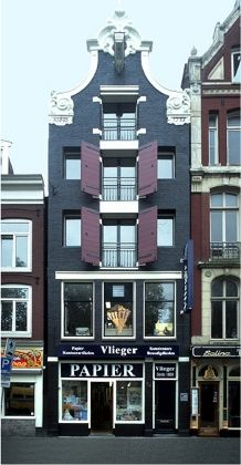 Vlieger - an awesome paper store in amsterdam.  It makes me very happy to be in…