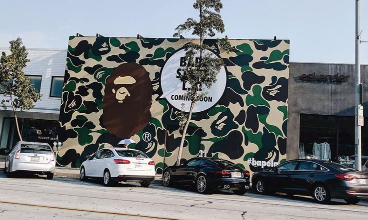 BAPE Store Set to Re-Open in Los Angeles & Here Are the Best Photos We Have So Far  http://feedproxy.google.com/~r/highsnobiety/rss/~3/gWMFF7ji3-c/