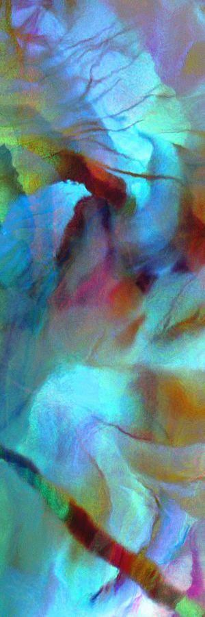 Secret Garden - Vertical Painting - Jaison Cianelli