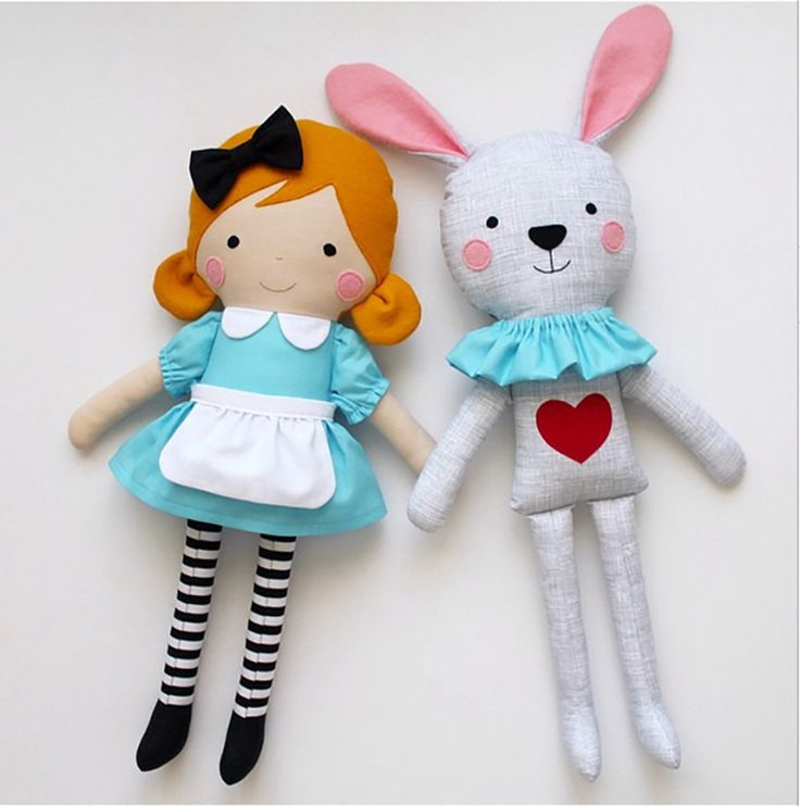 Alice in Wonderland + White Rabbit