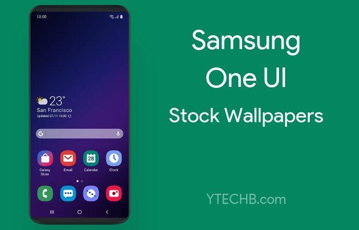 Samsung One Ui Wallpaper Wallpapers In 2019 Wallpaper Samsung