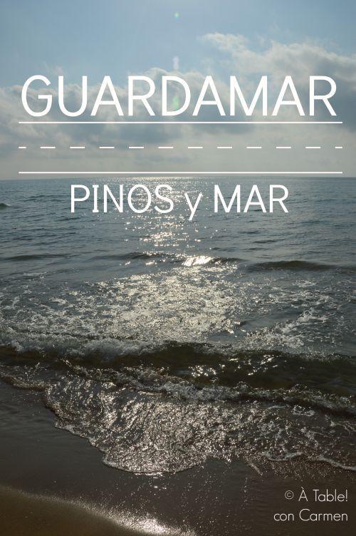 À table ! con Carmen: Guardamar, Pinos y Mar