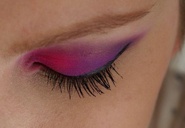 Dnešní Makeup: Looking Bright