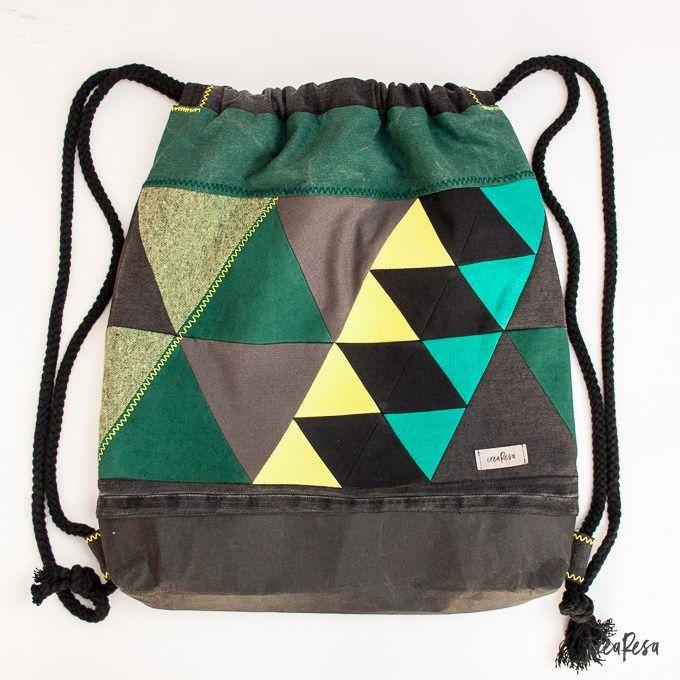 105 besten Tasche Bilder auf Pinterest | Taschen nähen, Brieftaschen ...