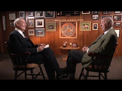 Conversations in Science with Dan Rather and George Shultz - YouTube