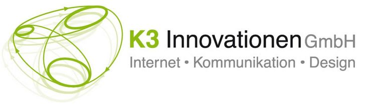 K3 Innovationen ist eine Internet, Kommunikations und Design Agentur die für das leibliche wohl auf unserem Barcamp sorgt.