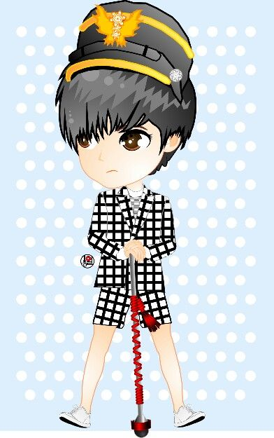 The STAR Magazine #Sungjong fanART