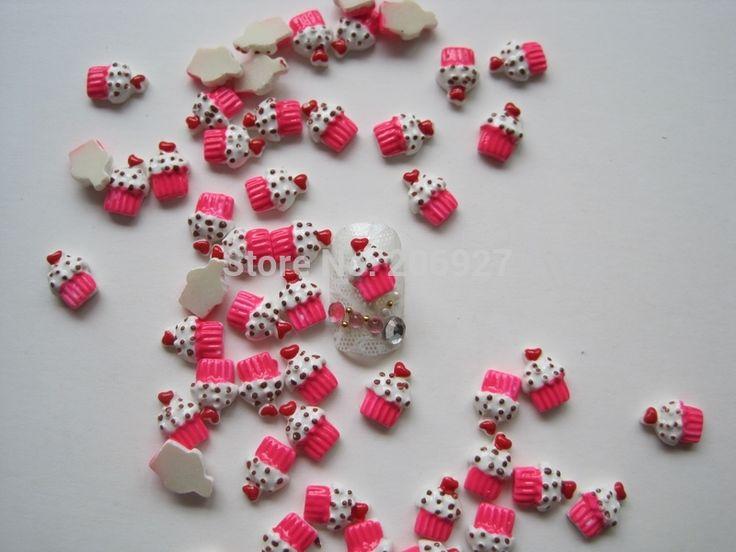 RC120 4 30 pz carino cupcake chiodo di figura della resina della decorazione outlooking in      3d decorazione nail art             Decription      1.   Materiale: resina  2.   Forma: fumetto  3.   Formatoda Rhinestones & decorazioni su AliExpress.com   Gruppo Alibaba