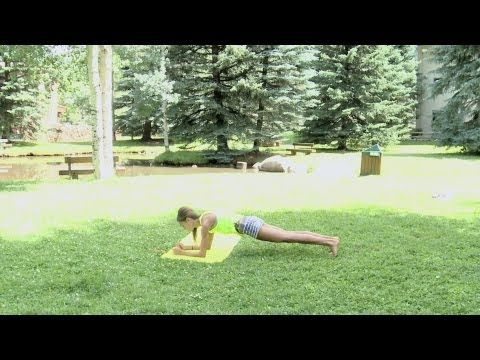 Perfect Stomach Workout check out part 2 on Aspen82.com
