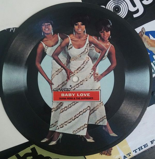 Diana Ross & The Supremes - Baby Love (Vinyl) at Discogs