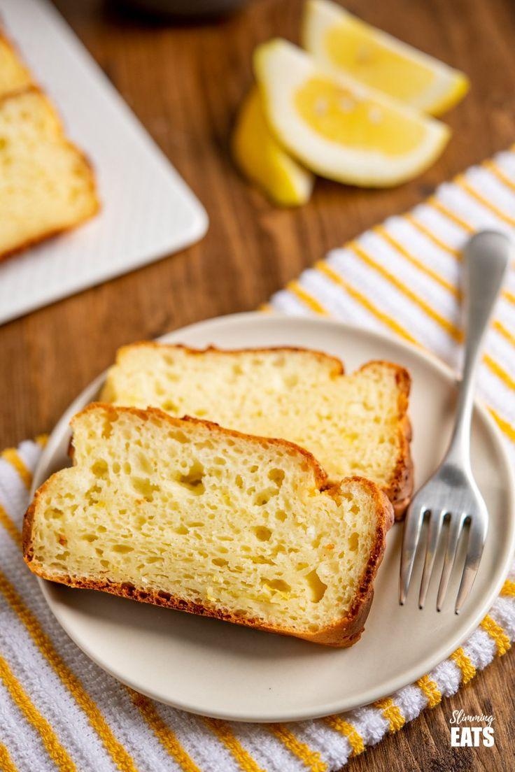 Délicieux pain au citron et à la ricotta – moelleux et très facile à préparer, ce gâteau au …   – What's cooking?