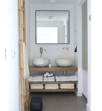 firedearth.com sink basin // perfect setup for upstairs bath