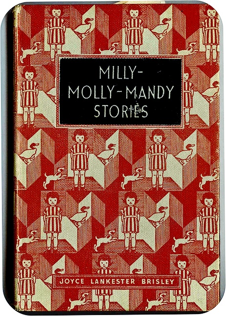 Vintage Children's Book Milly-Molly-Mandy Stories. Currently reading this to my little miss 6 yr old.
