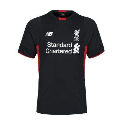LFC 15/16 Kids Short Sleeve Goalkeeper Shirt, £41.99