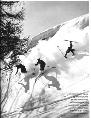 Old ski photos google search